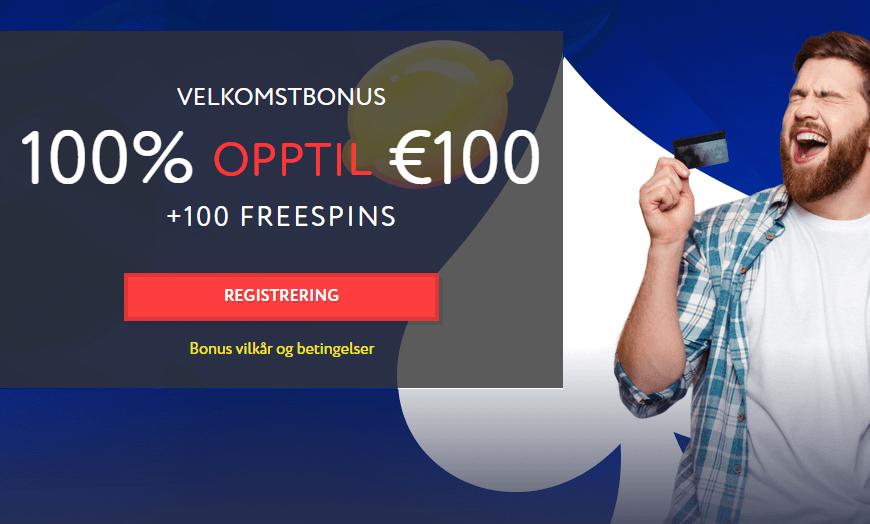 EUSlot Casino Banner - Norges.Casino