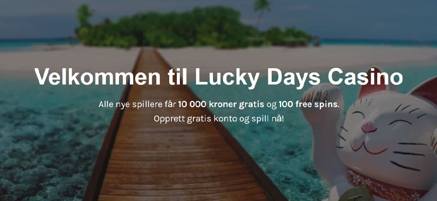 Lucky Days Casino Inner - Norges Casino