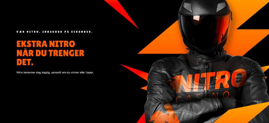 Nitro Casino Inner - Norges Casino