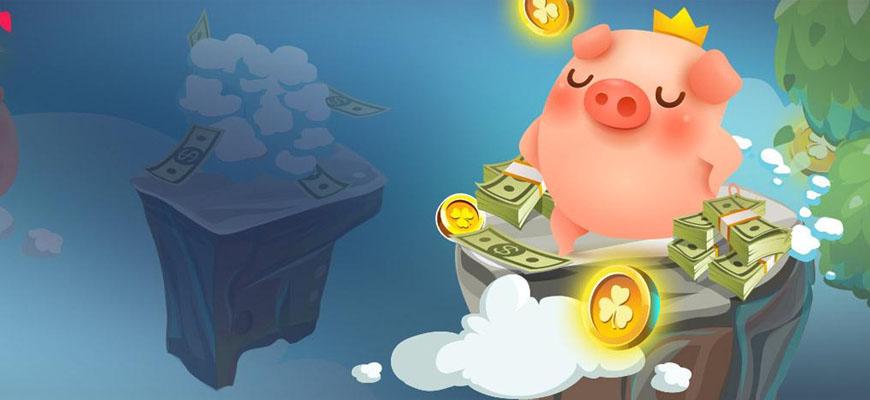 Piggy Bang Casino Inner - Norges Casino
