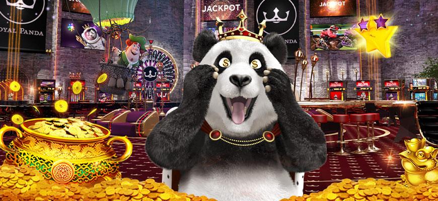 Royal Panda Casino Inner - Norges Casino