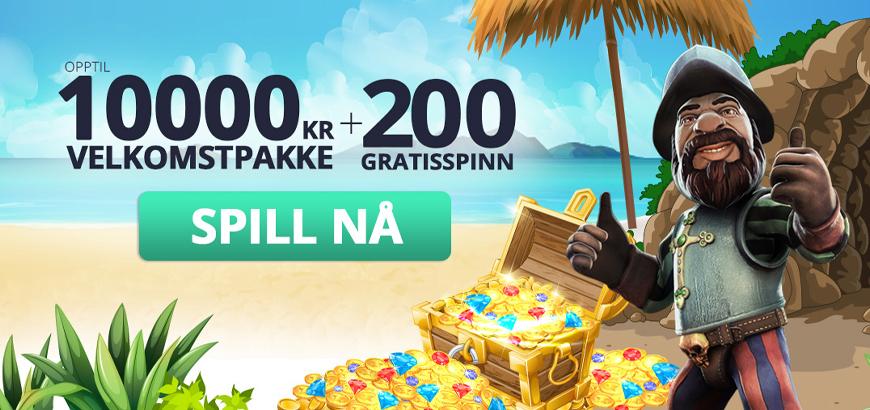 Slotanza Casino Banner - Norges.Casino