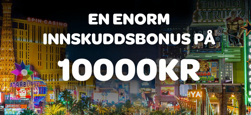 Spin Casino Inner - Norges Casino