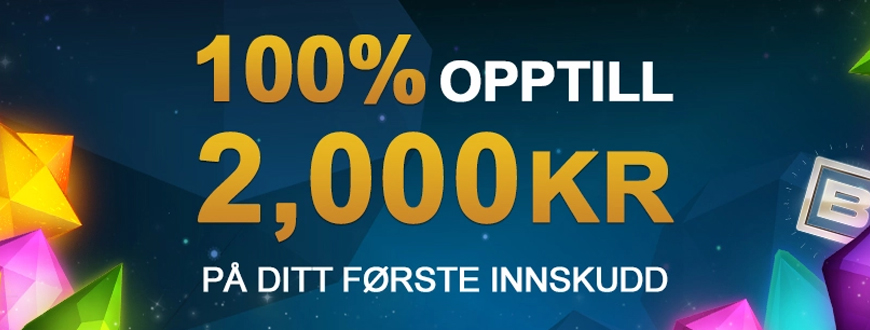 Videoslots Casino Banner - Norges.Casino