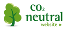 CO2 Neutral Website - Badge