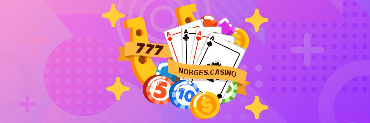 Slik vinner du på online casino Banner