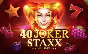 40 Joker Staxx Image