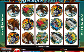 Alaskan Fishing Image