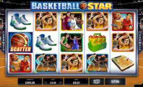 Basketball Star Image