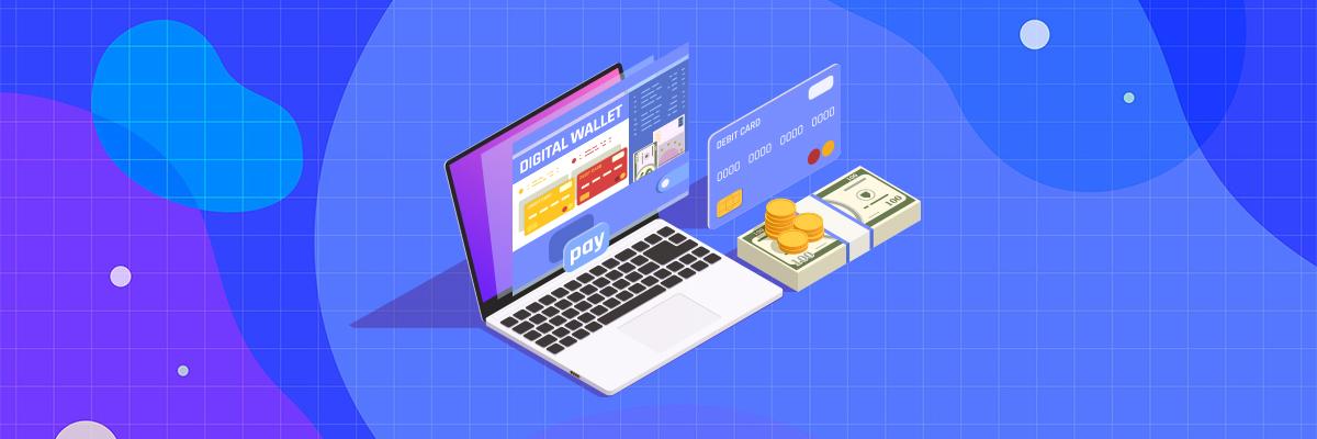 Betalingsmetoder på online casinoer Banner