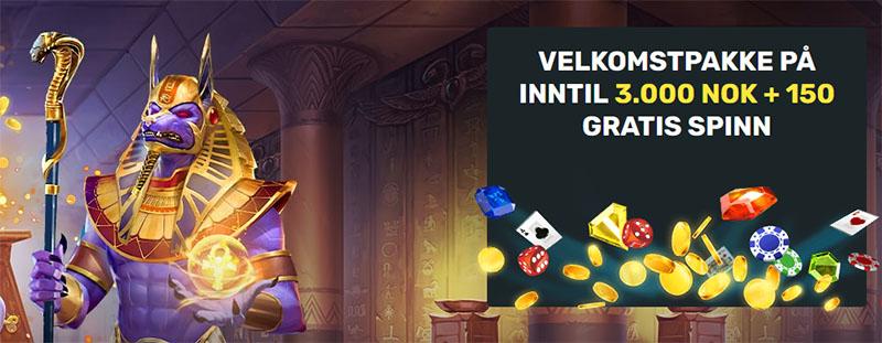 Betamo Casino Banner - Norges.Casino