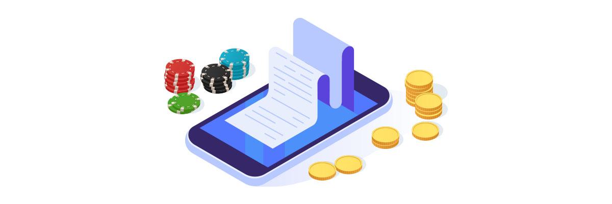 Bruk e-lommebok når du spiller online casino Banner
