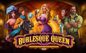 Burlesque queen Image