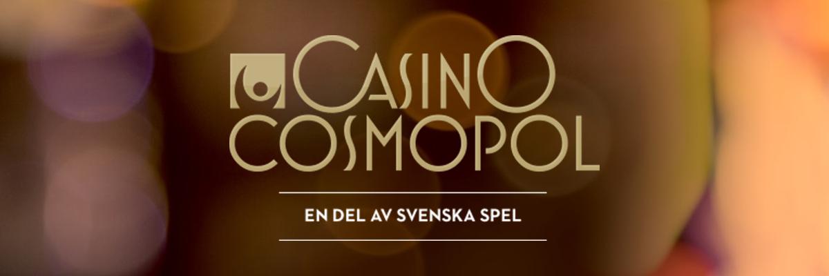 Casino Cosmopol i Sundsvall stenger dørene etter snart 20 år Banner