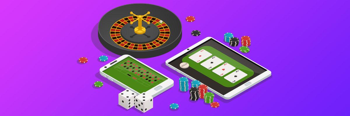 Casino på nett Banner