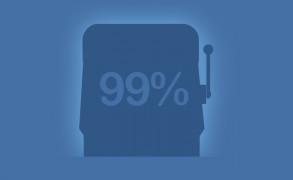 Derfor har ikke flere spilleautomater en RTP på 99 % Image