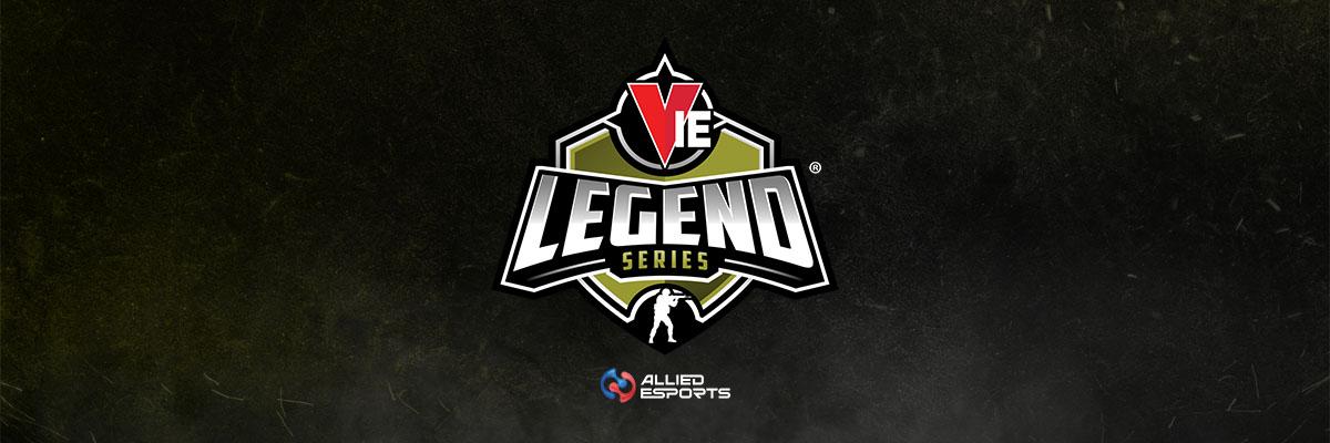 Disse lagene blir med i VIE.gg CS:GO Legend Series Banner