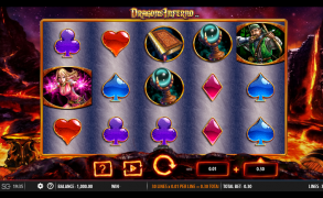 Dragon's Inferno Image