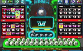 Electro Bingo Image