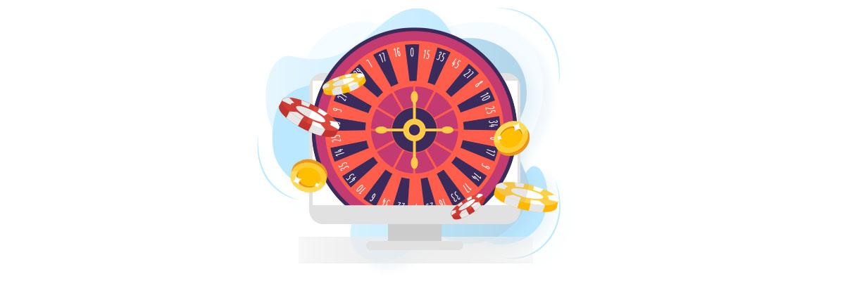 Er det trygt å spille online casino? Banner