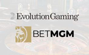Evolution Gaming har inngått en avtale med amerikanske BetMGM Image
