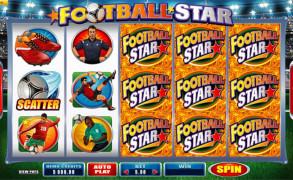 Football Star Image