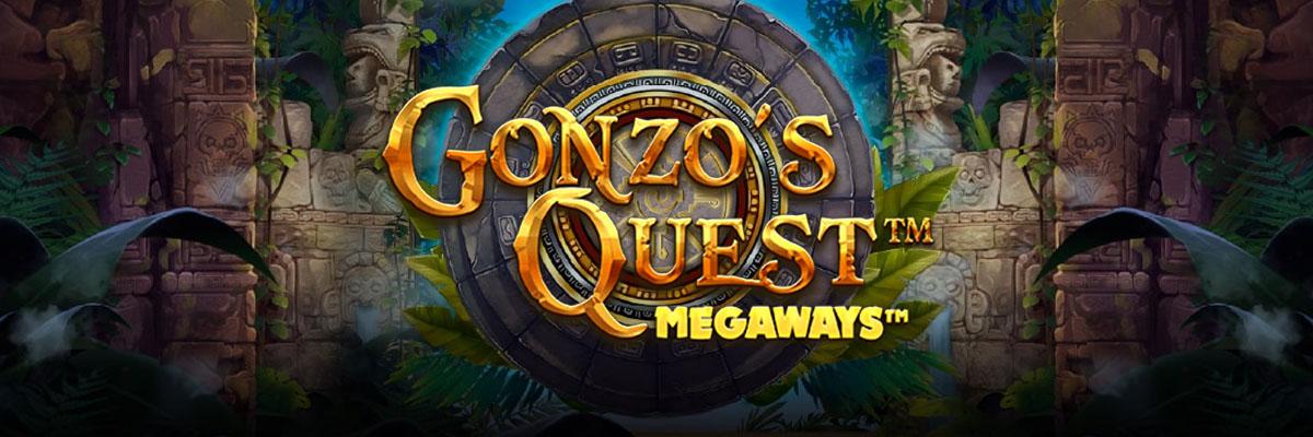 Gonzo's Quest Megaways slippes i dag Banner