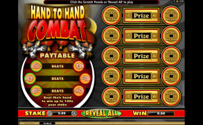 Hand to Hand Combat Image