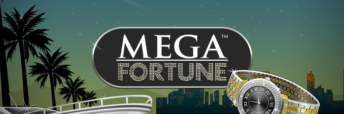 Heldig svenske vant nesten 30 millioner på Mega Fortune Banner