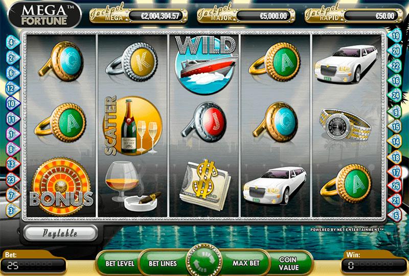 Heldig svenske vant nesten 30 millioner på Mega Fortune inner - Norges.Casino