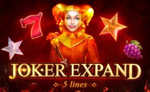 Joker Expand: 5 Lines Image