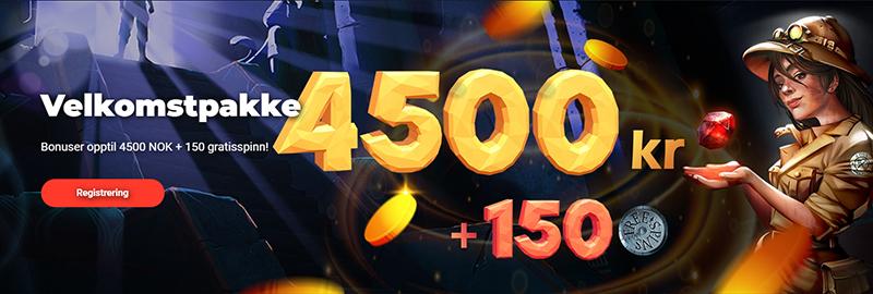 Joo Casino Banner - Norges.Casino