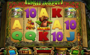 Jungle Jackpots Image