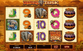 King Tusk Image