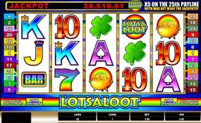 Lots a Loot 3 Reel Image