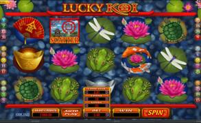 Lucky Koi Image