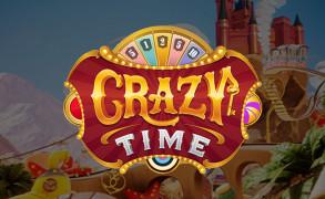 Nå kan du teste Crazy Time fra Evolution Gaming Image