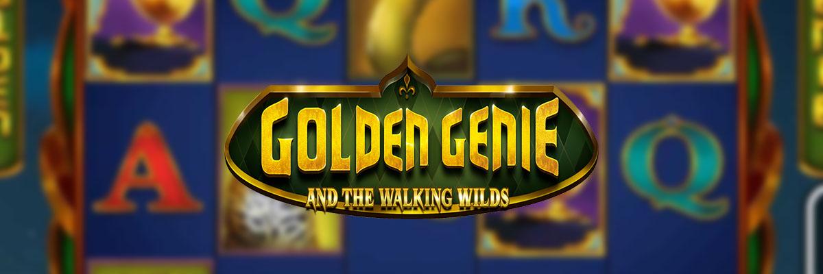 Prøv nye Golden Genie fra Yggdrasil Gaming Banner