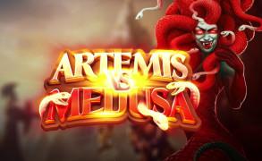 Quickspin lanserer spilleautomaten Artemis vs Medusa Image