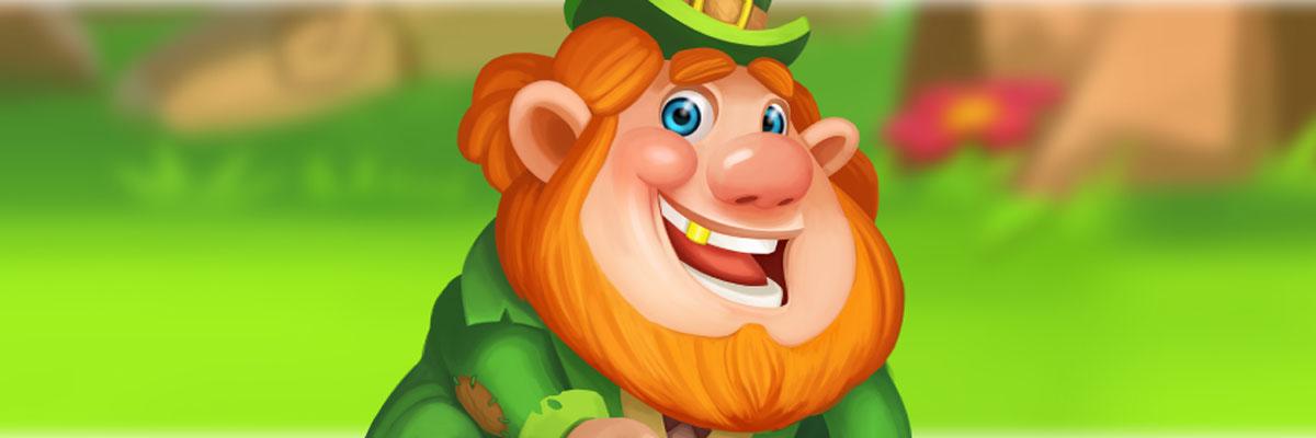 Spilleautomaten Irish Pot Luck fra NetEnt lanseres i dag Banner