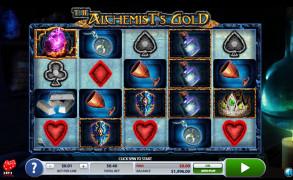 The Alchemist's Gold Image