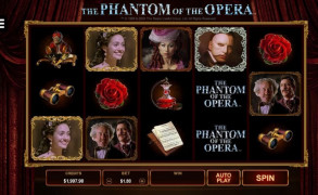 The Phantom of the Opera Image