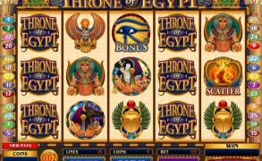 Throne of Egypt Image