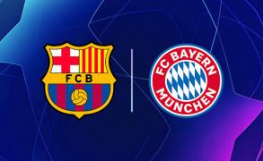 Tips til odds på Barcelona - Bayern München Image