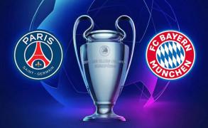 Tips til odds på PSG - Bayern München Image