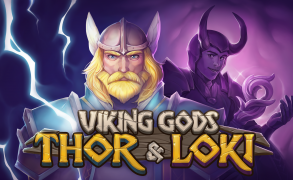Viking Gods: Thor and Loki Image