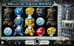 Wild-O-Tron 3000 Image