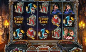 Dracula's Family Image
